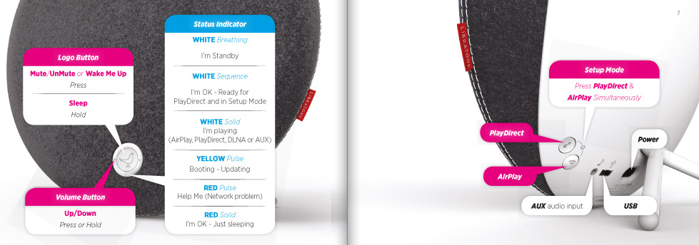 Classic Loop PD - Troubleshoot your speaker – Libratone Support